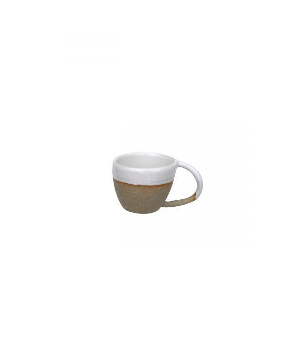 Curves mug - sand
